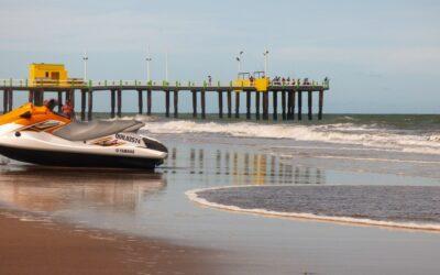 Registratiebewijs en kenteken snelle motorboot